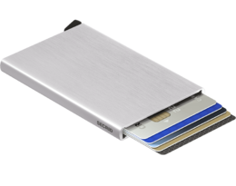 Secrid Cardprotector - Brushed silver