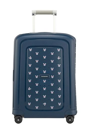 Samsonite S'Cure - lentolaukku 55cm, Disney Mickey Navy