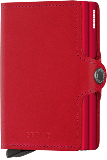 Secrid Twinwallet - Original Red-Red
